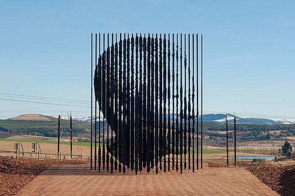 Nelson Mandela, Sudáfrica