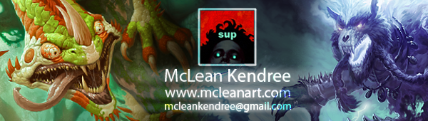McLean Kendree: News