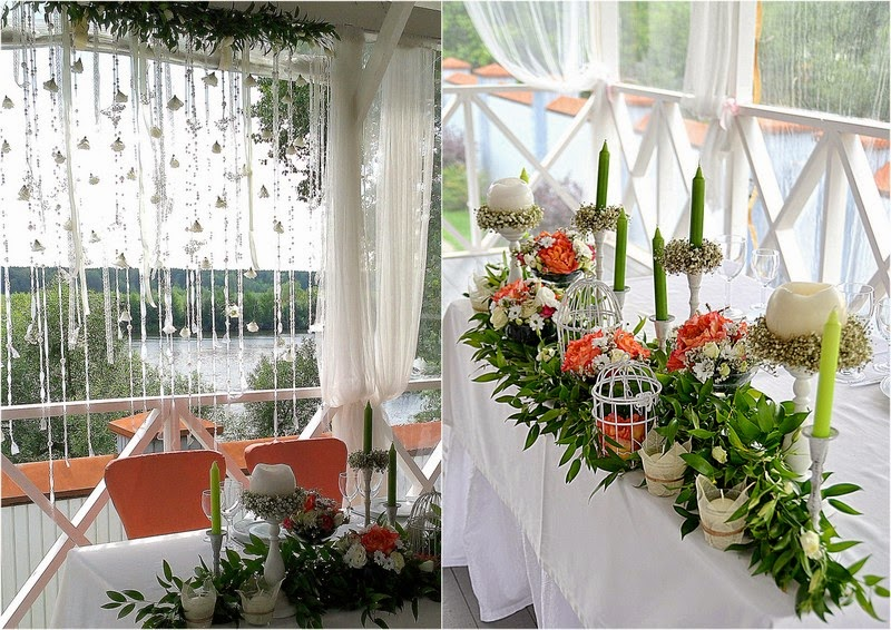 оформление свадьбы в ресторане ше веро