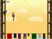 لعبة ناروتو و تسلق البرج Super Naruto Jump