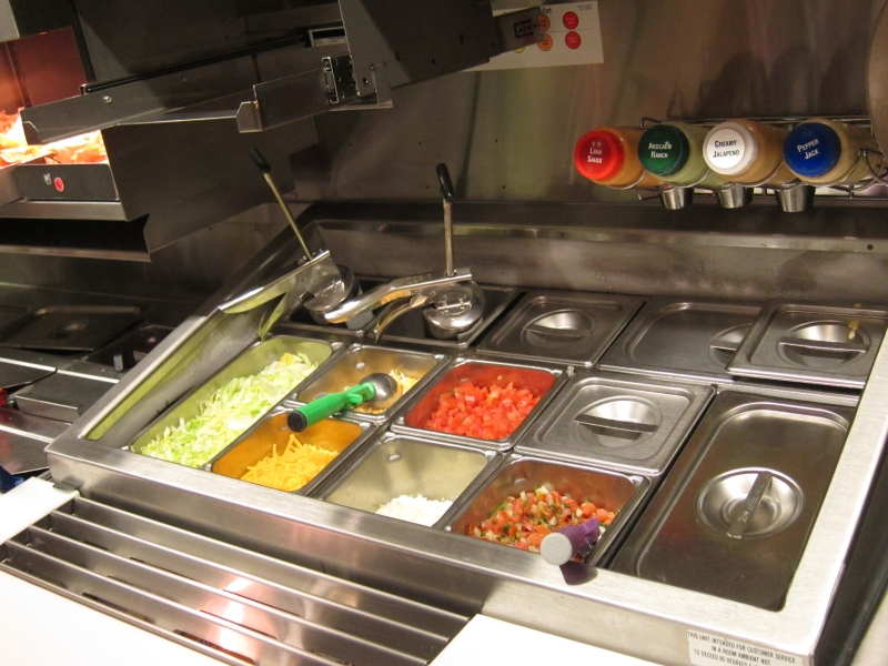 Exceptional Inside A Taco Bell Kitchen