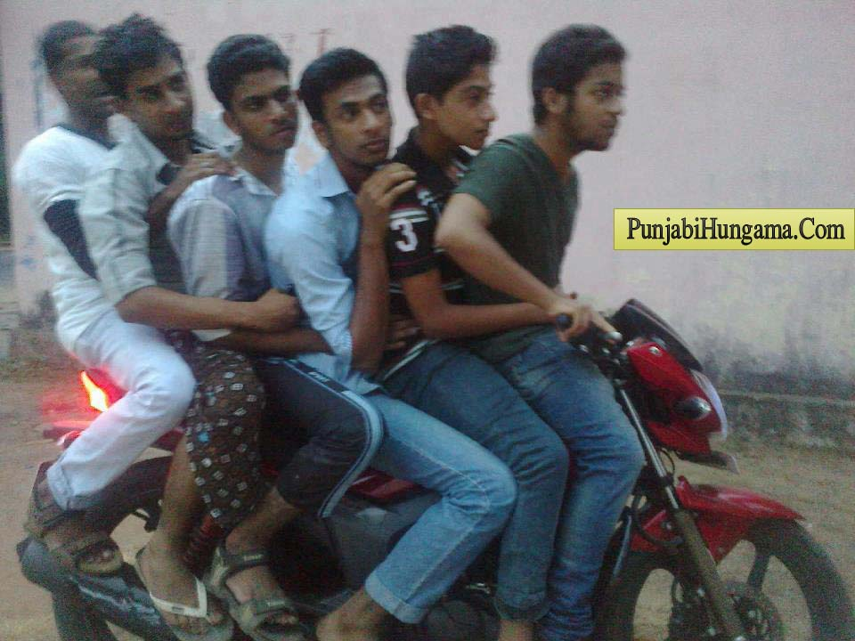 Boys ki Raftaar in India (Funny Pictures)