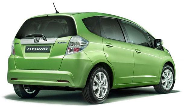 2011 honda fit hybrid