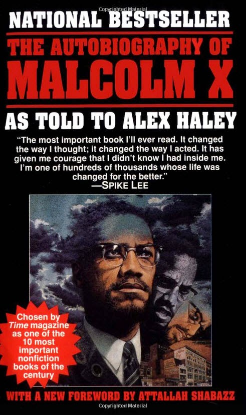 the autobiography of malcolm x 1 day ago  some amount of unpublished material from the autobiography of malcolm x is about to come up for auction scholars are hoping it'll be three missing chapters thought to have been cut after his assassination but before the book's publication.