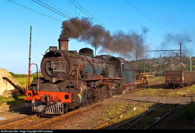 Saiccor No. 3 Ex SAR Class 19DNo. 2767