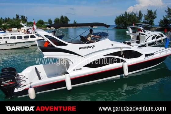 Rental Kapal Boat Predator