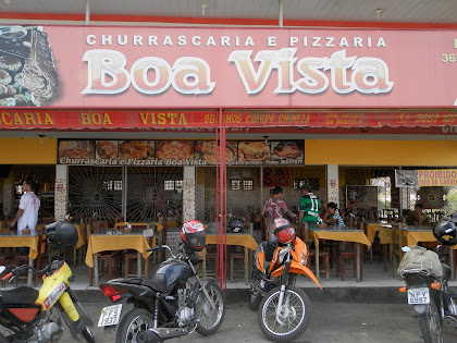 CHURRASCARIA BOA VISTA, O LUGAR QUE SE COME BEM!