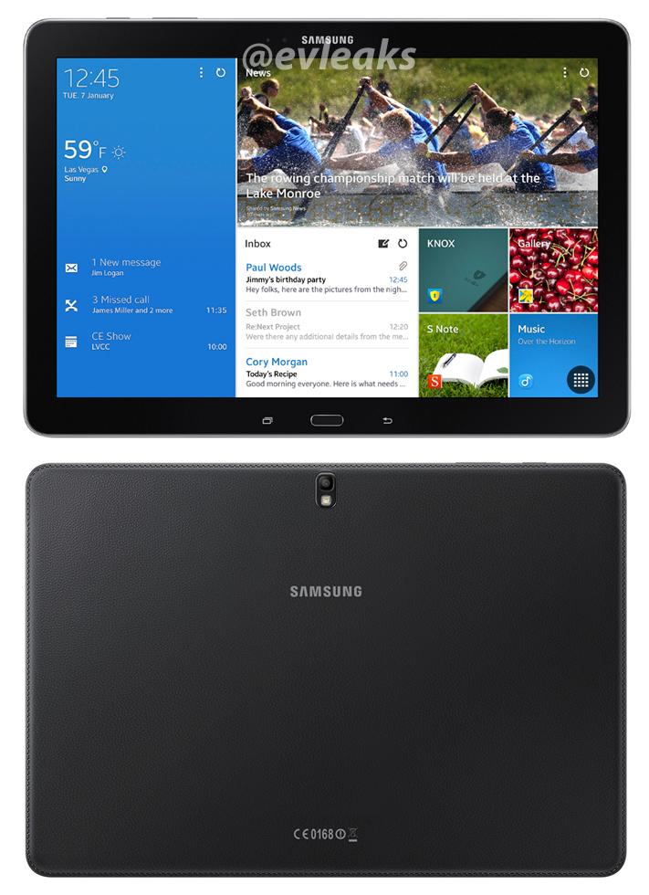 Inilah Spesifikasi Samsung Galaxy Note Pro & Galaxy Tab Pro, samsung galaxy note pro, galaxy tab pro, samsung, ces 2014, harga samsung galaxy note pro galaxy tab pro, tab samsung