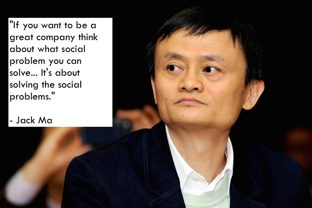 Introduction To Entrepreneurship Jack Ma S Quotes