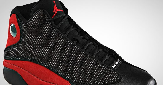 best sneakers e770f 34857 ajordanxi Your  1 Source For Sneaker Release Dates  Air Jordan 13 Retro  Black Varsity Red-White January 2013