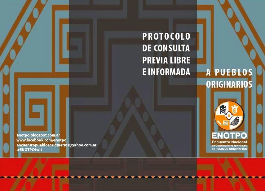PROTOCOLO DE CONSULTA LIBRE PREVIA E INFORMADA