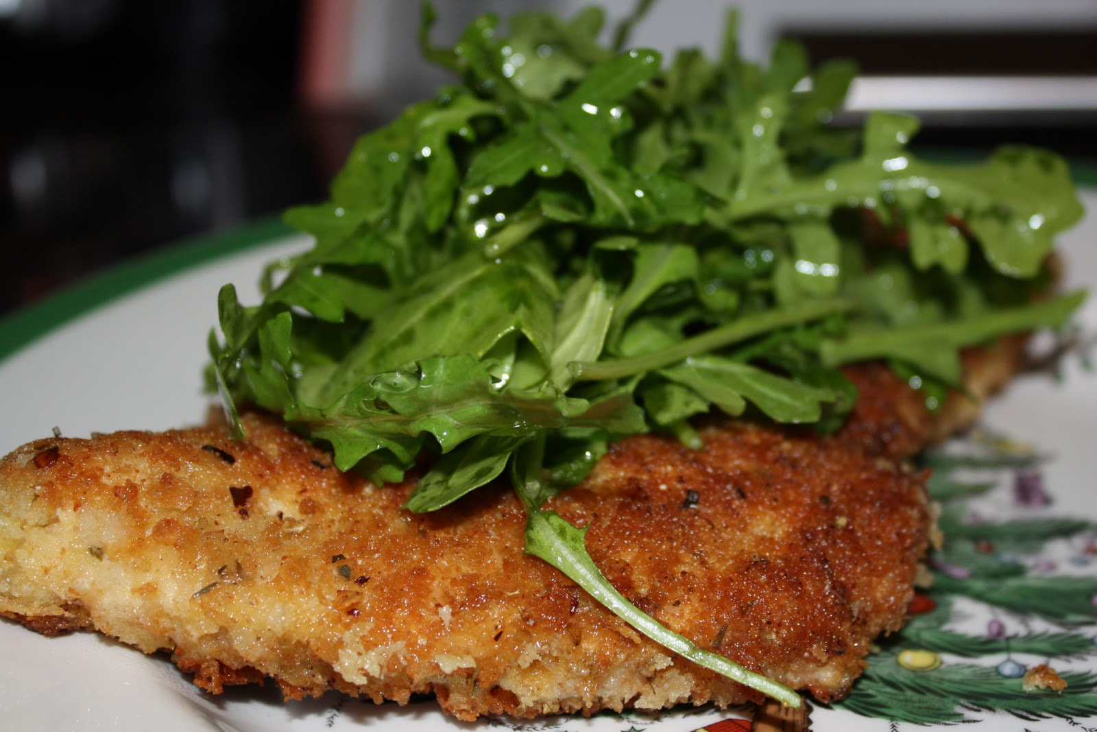 Parmesan Crusted Chicken Breasts Lindsey Mcclave