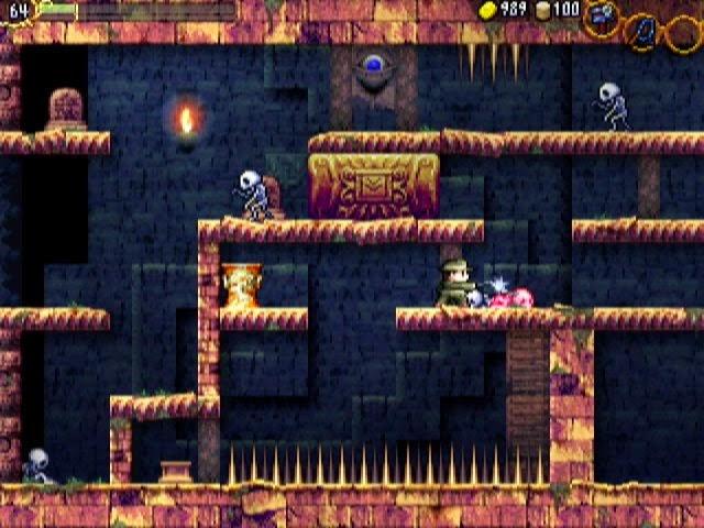 La Mulana PC Games Gameplay
