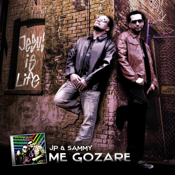 Jp e Sammy - Me Gozare (2011)