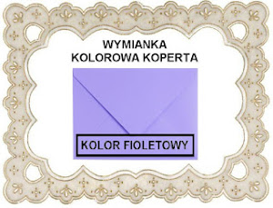 kolorowa koperta