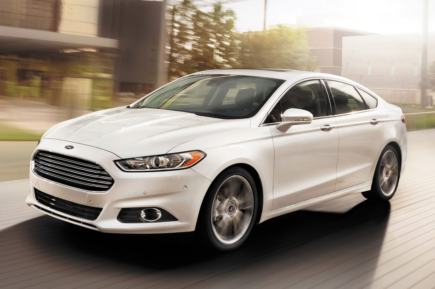Ford Increases Ford Fusion Production