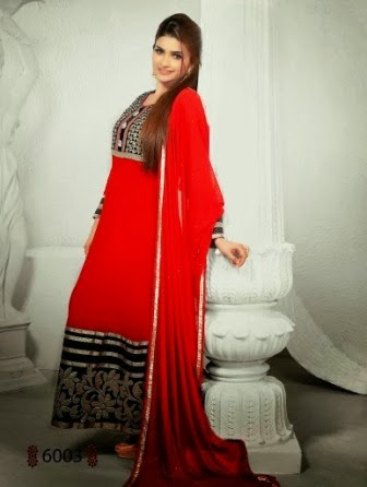 Anarkali stylish dresses