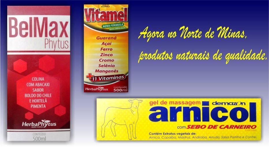 BelMax, Vitamel e Arnicol