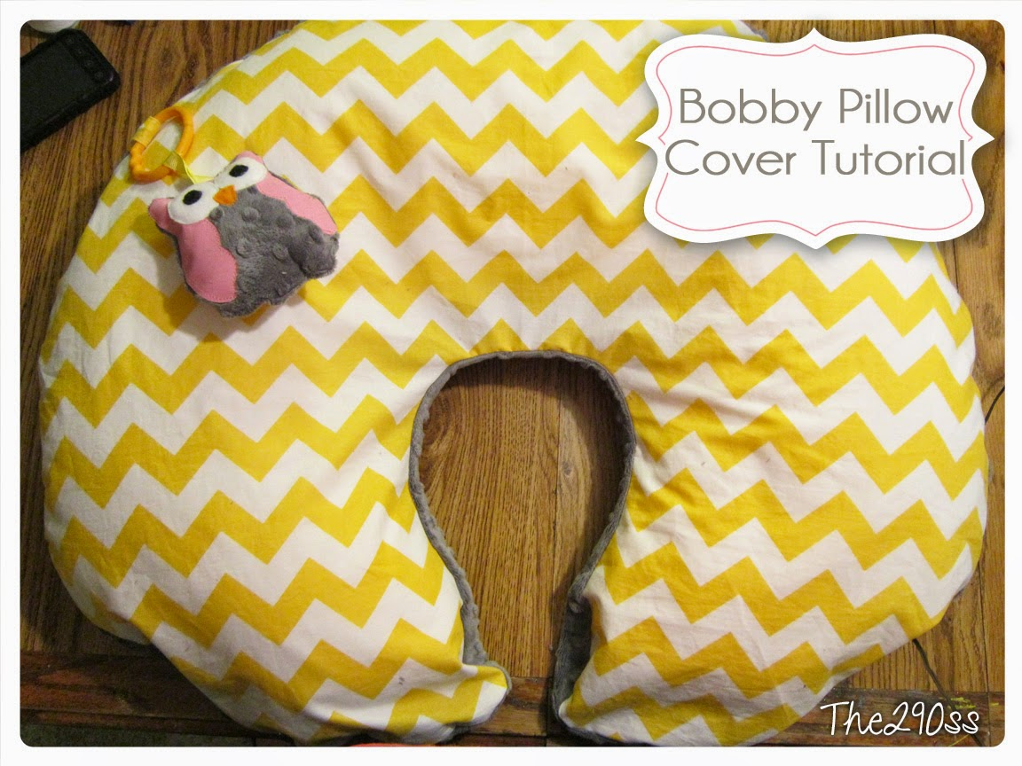 Boppy pillow cover | The290ss