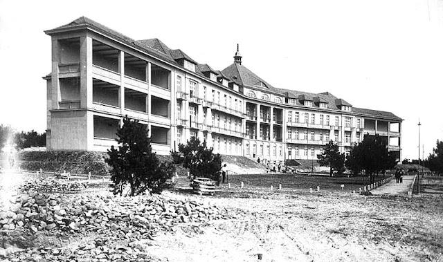 """Dom sanatoryjny """"Zdrowie"""" w Otwocku"""