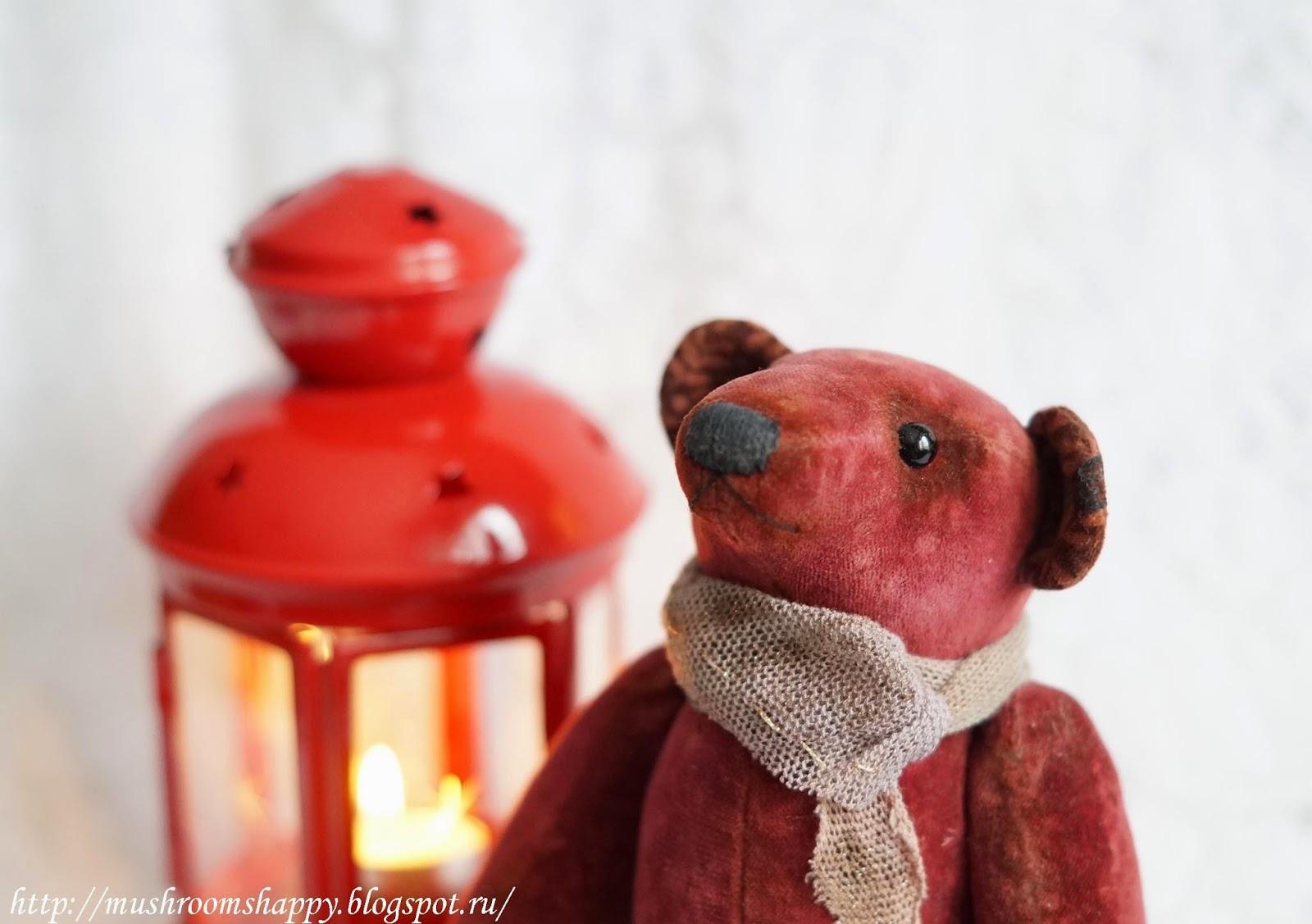 Goracio bear