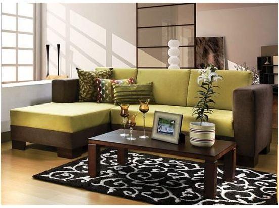 Rico muebles juego de sala mini l 9800 ~ rico muebles