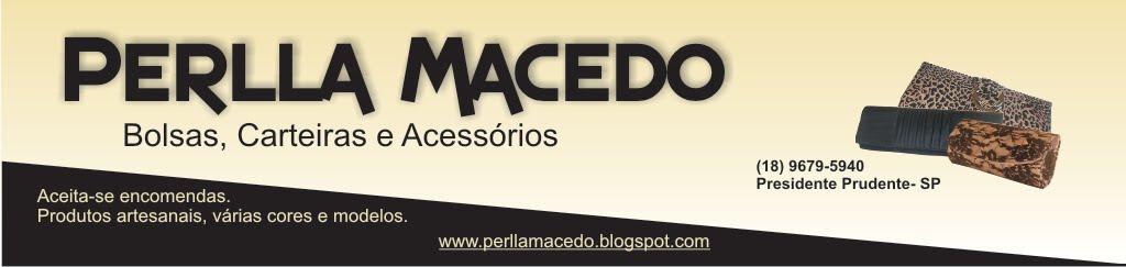 Perlla Macedo - Bolsas e Carteiras