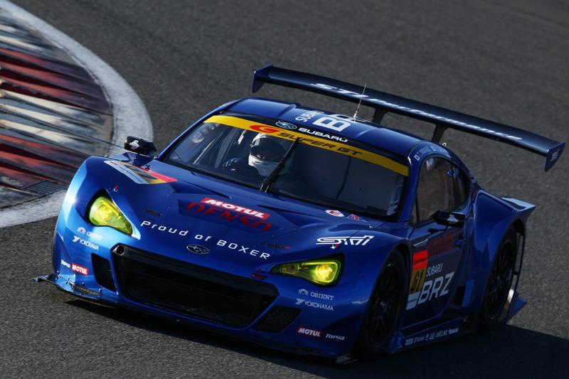 Subaru BRZ Super GT
