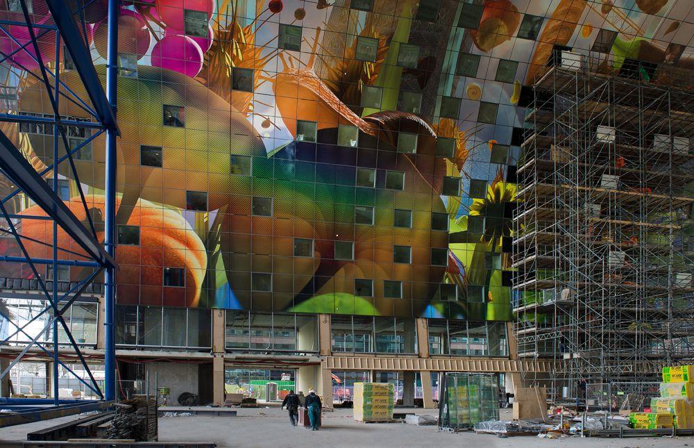 mvrdv market hall rotterdam - photo #38