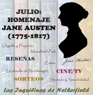 Homenaje Jane Austen