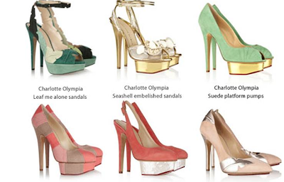 Charlotte Olympia  Sale