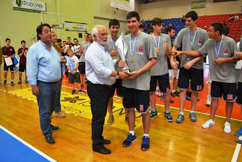 Video με όλα τα καλάθια του Δημήτρη Μωραΐτη, MVP του 42ου Πανελλήνιου Πρωταθλήματος Παίδων