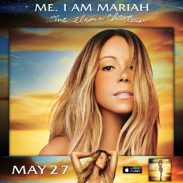 MELODIE NOUA Mariah Carey Thirsty may 2014 official audio YOUTUBE ultima piesa ultimul cantec din noul album Me I Am Mariah The Elusive Chanteuse muzica