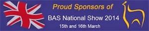 BAS National Show 2014