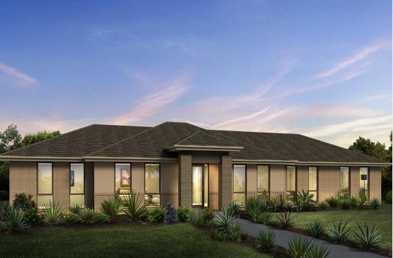 Fachadas de casas de un piso o nivel construye hogar for Casas modernas de 5 pisos