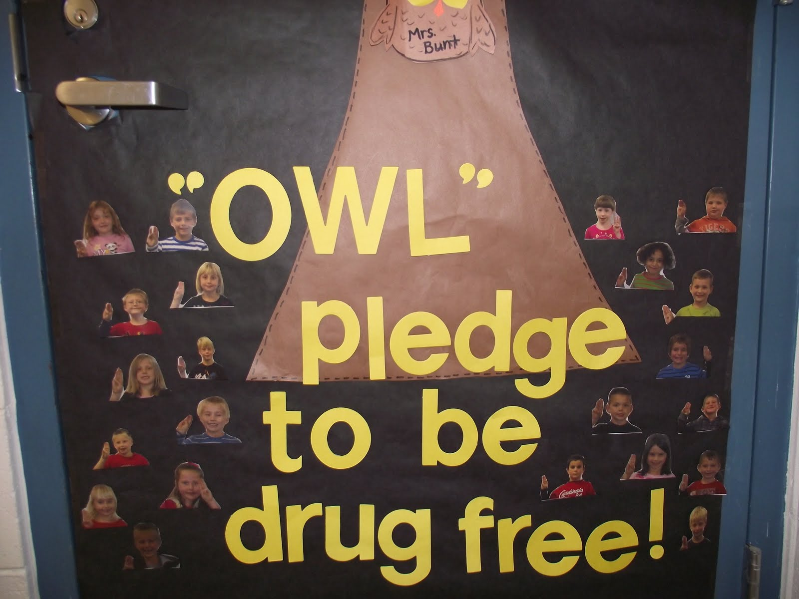 First grade owls bewareof a really long post how do you celebrate red ribbon week we have dress up days every day next week starting with wearing red on monday thanks for hanging in there if you vtopaller Choice Image