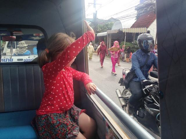 parade in Phuket