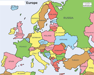 Akankah Orang Eropa Mencicipi Manisnya Iman??