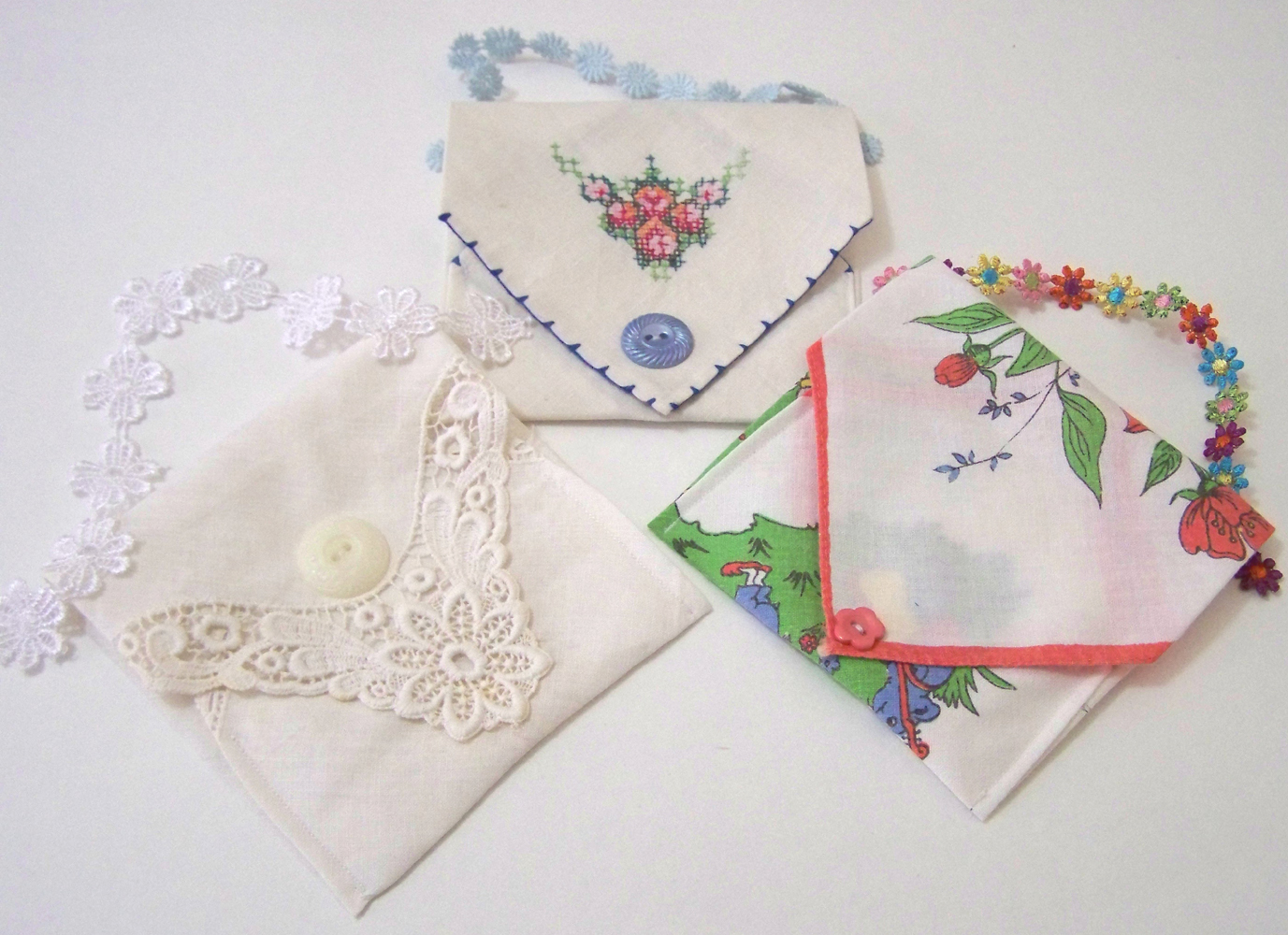Christmas Crafts Using Envelopes