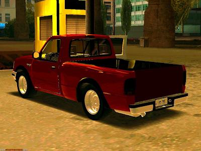 Ford Ranger XLT 1997 Para GTA San Andreas