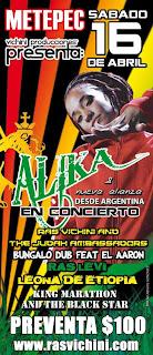 Alika en Toluca