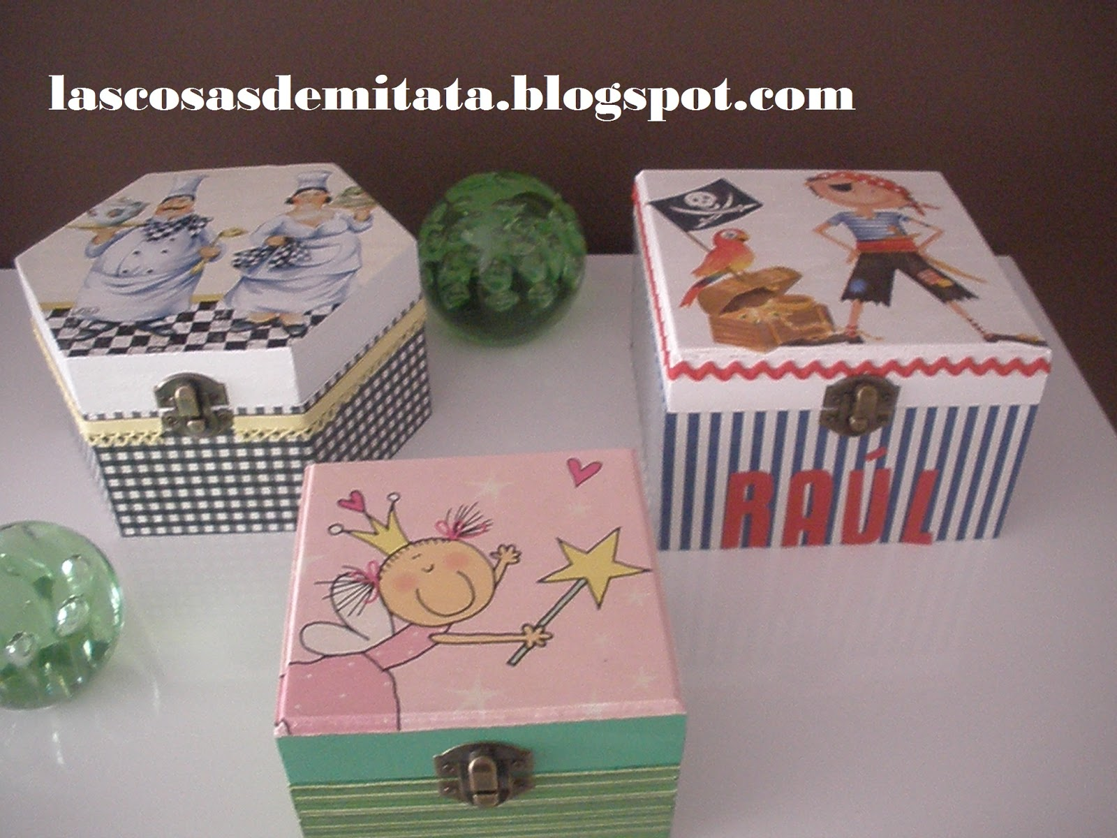 Las cosas de mi tata marzo 2013 - Cajas infantiles decoradas ...