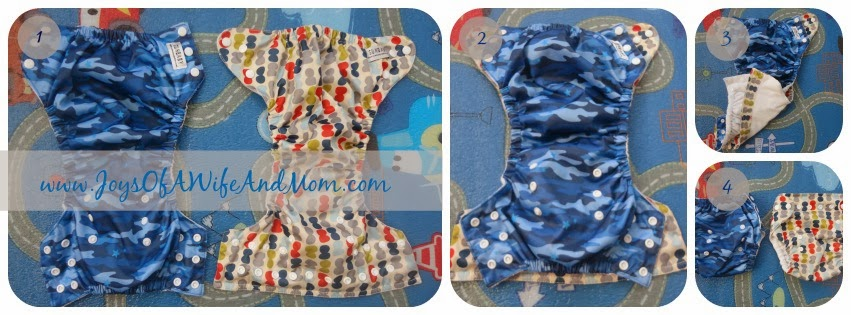 Cloth Diaper: Sunbaby Trainers