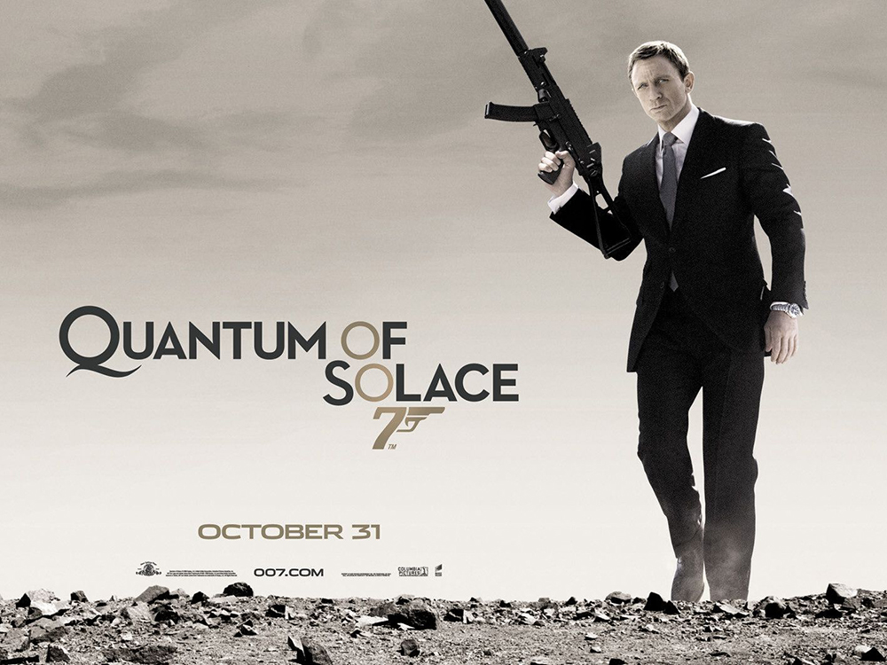 quantum of solace alternate ending alternate ending