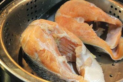 Vietnamese Fish Recipe - Chà Bông Cá Hồi