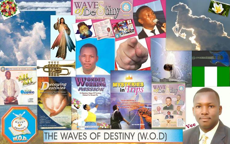 THE WAVES OF DESTINY