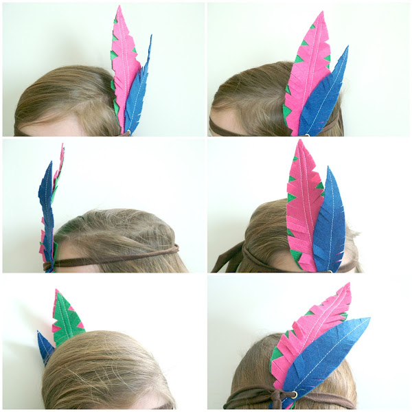 Plumas aprender manualidades es - Manualidades con plumas ...
