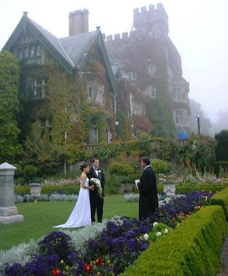Garden Wedding Victoria