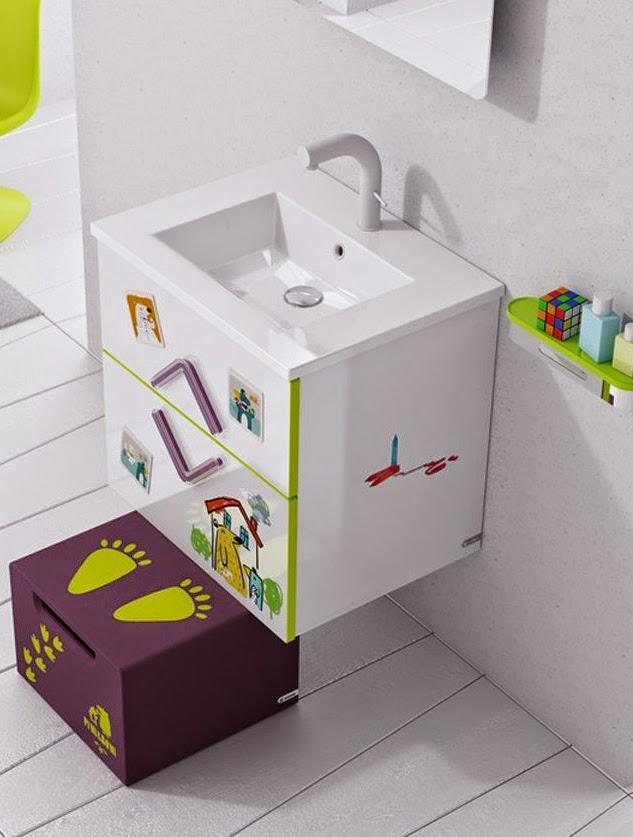 Organizador De Baño Bebe:Organizador de juguetes de baño – me parece tan buena idea que lo