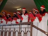 Escola Estadual Orlando Venâncio de Cuité realiza II Cantata de Natal